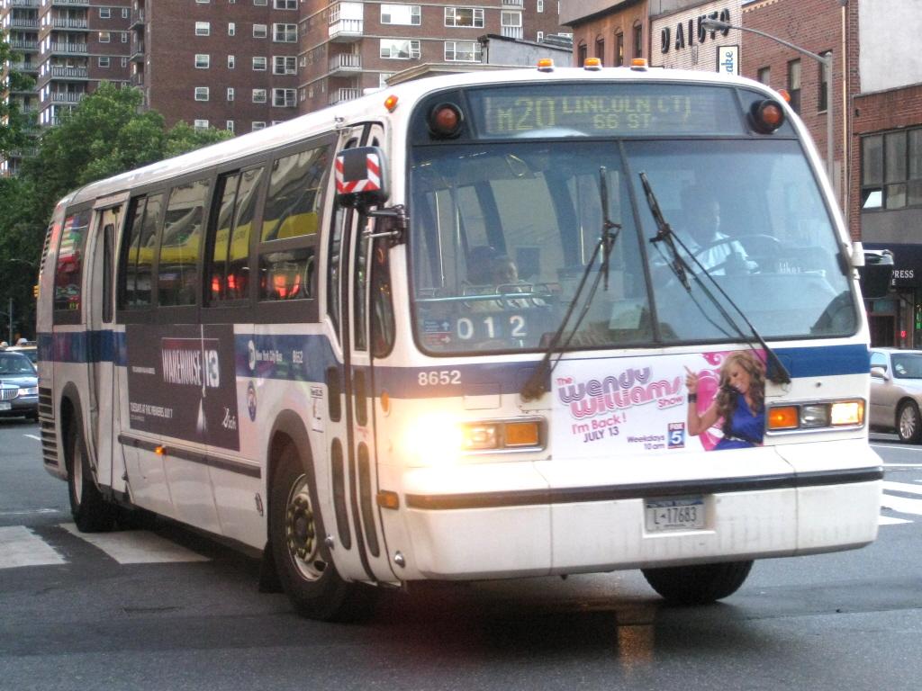 Bus de new york a los angeles