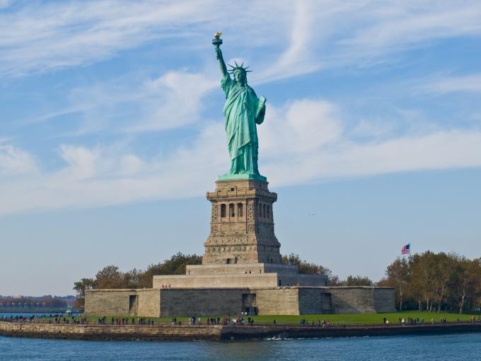 Resultado de imagen de estatua de la libertad hd
