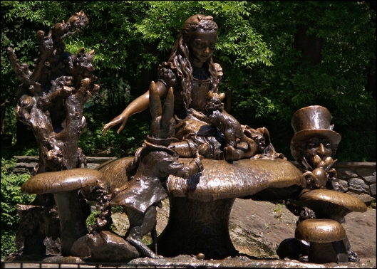 Alice in Wonderland_Central Park