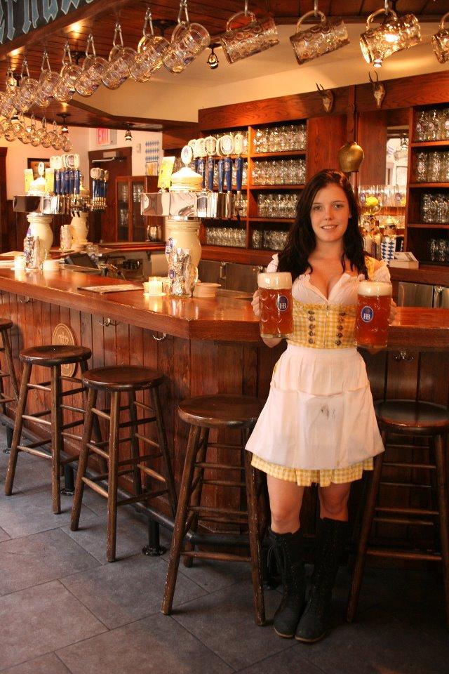 Cervecerias alemanas en nueva york historias de nueva york for Decoracion de cervecerias
