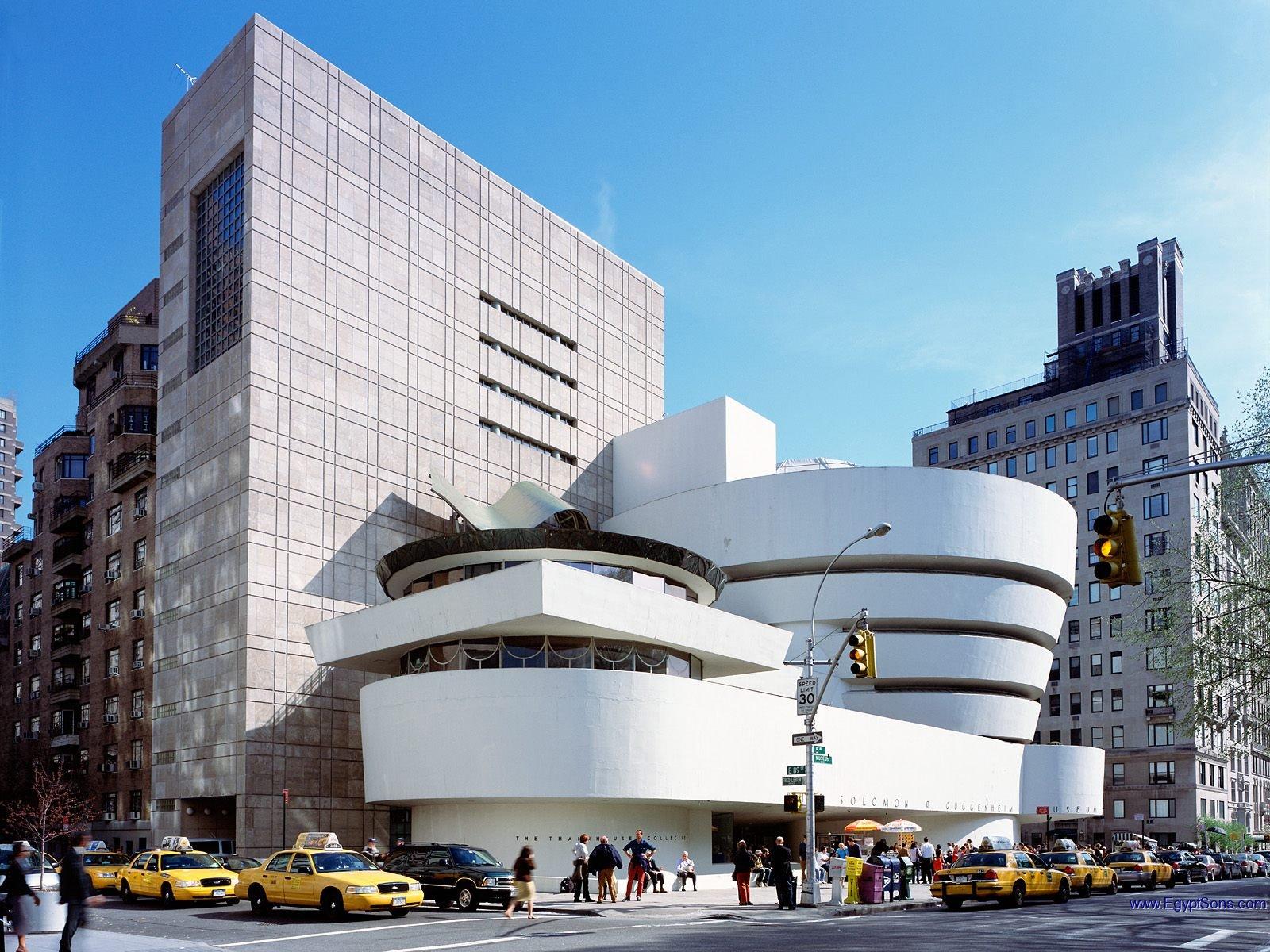 Resultado de imagen para new york museo Guggenheim