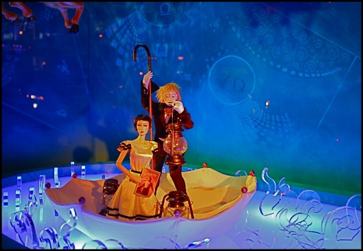 Bloomingdale's Cirque du Soleil01