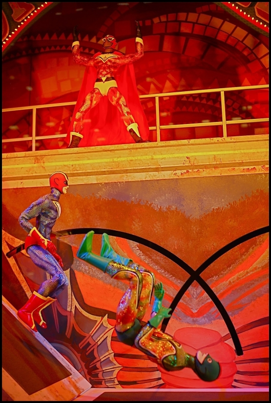 Bloomingdale's Cirque du Soleil02