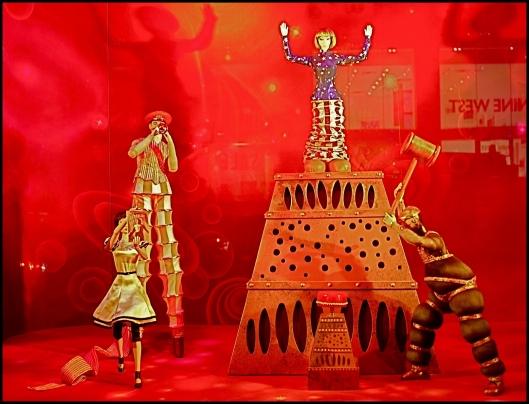 Bloomingdale's Cirque du Soleil03