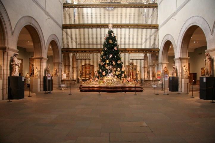 Metropolitan Museum of Art Christmas Tree