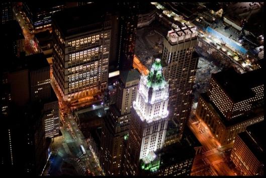 New York City at night01