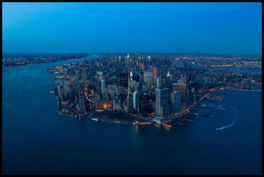New York City at night03