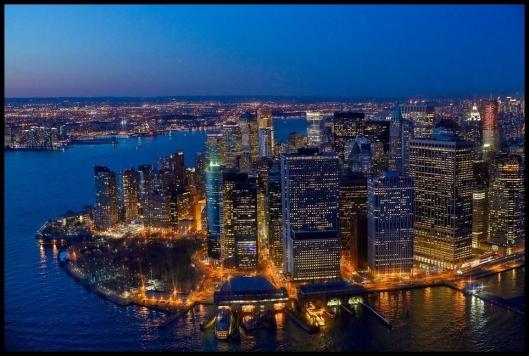 New York City at night04