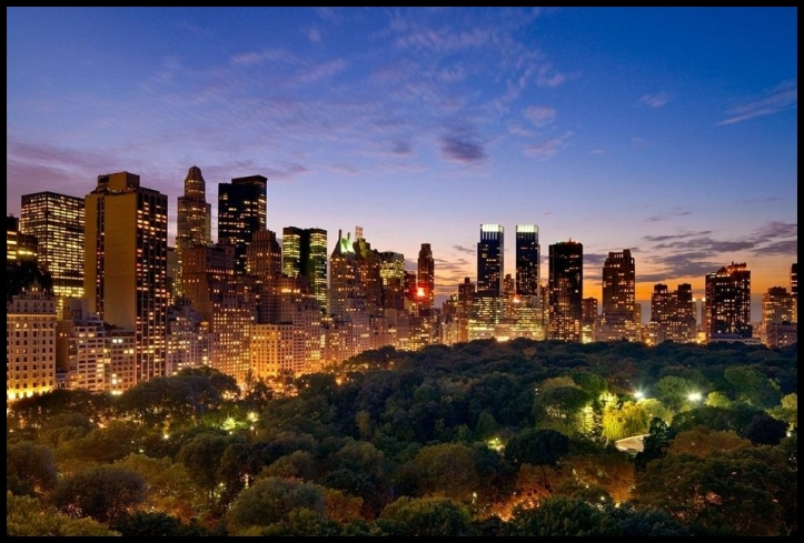 New York City at night06