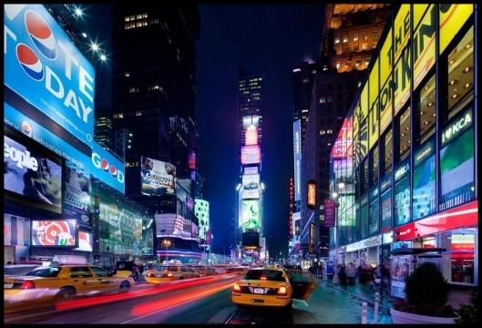 New York City at night07