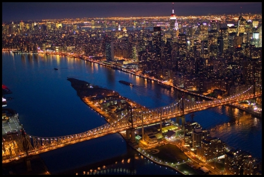 New York City at night12