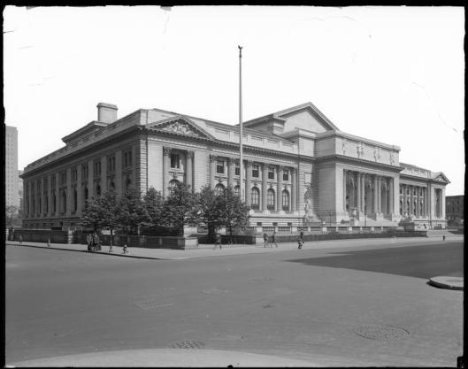 New York Public Library (1915)