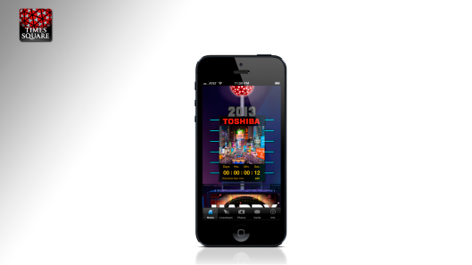 Times Square Ball App