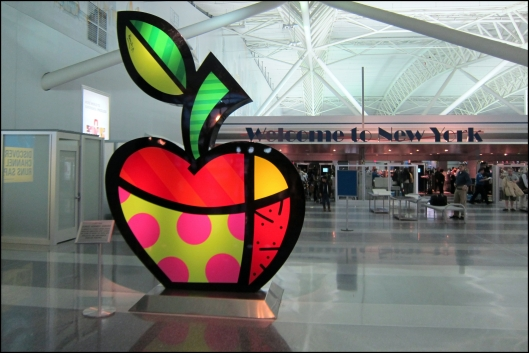 Big Apple - Romero Britto