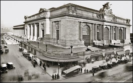 Grand Central Terminal-1913