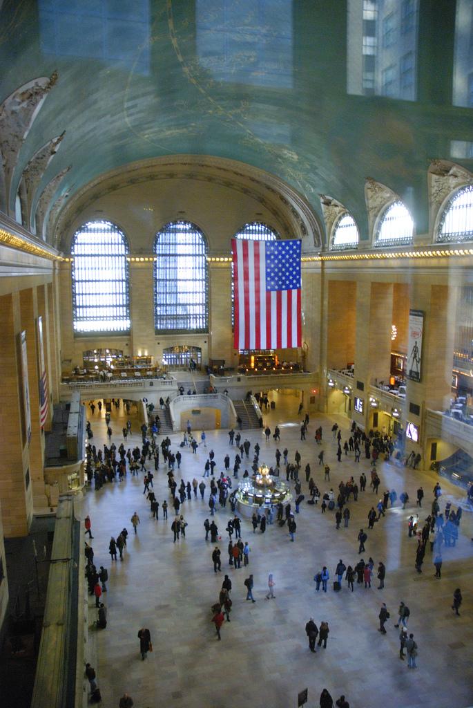 Grand Central Terminal - Vestíbulo