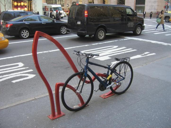 Bike racks David-Byrne
