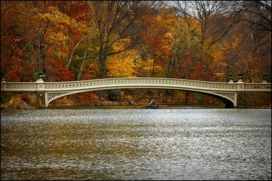 Bow Bridge -Central Park