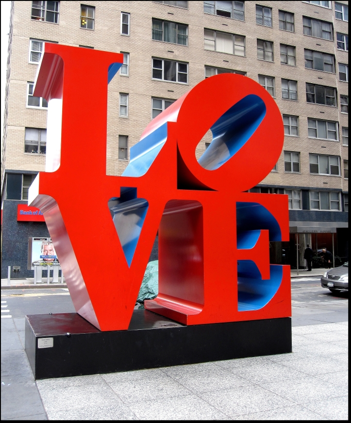 Love - Robert Indiana