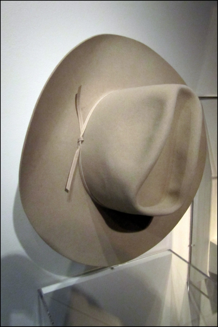 Sombrero utilizado por J.R. en Dallas