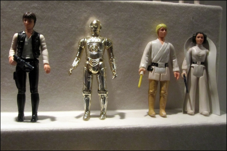 Museum of the Moving Image (MOMI)Star Wars 2