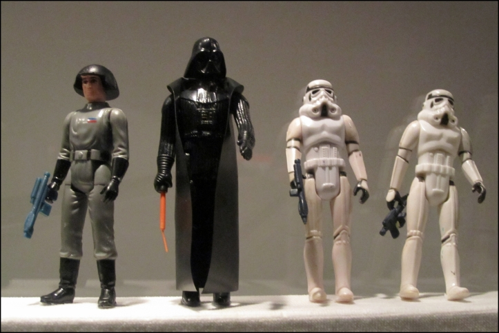 Museum of the Moving Image (MOMI)Star Wars 3