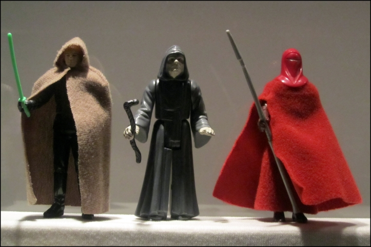 Museum of the Moving Image (MOMI)Star Wars 4