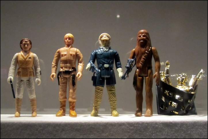 Museum of the Moving Image (MOMI)Star Wars