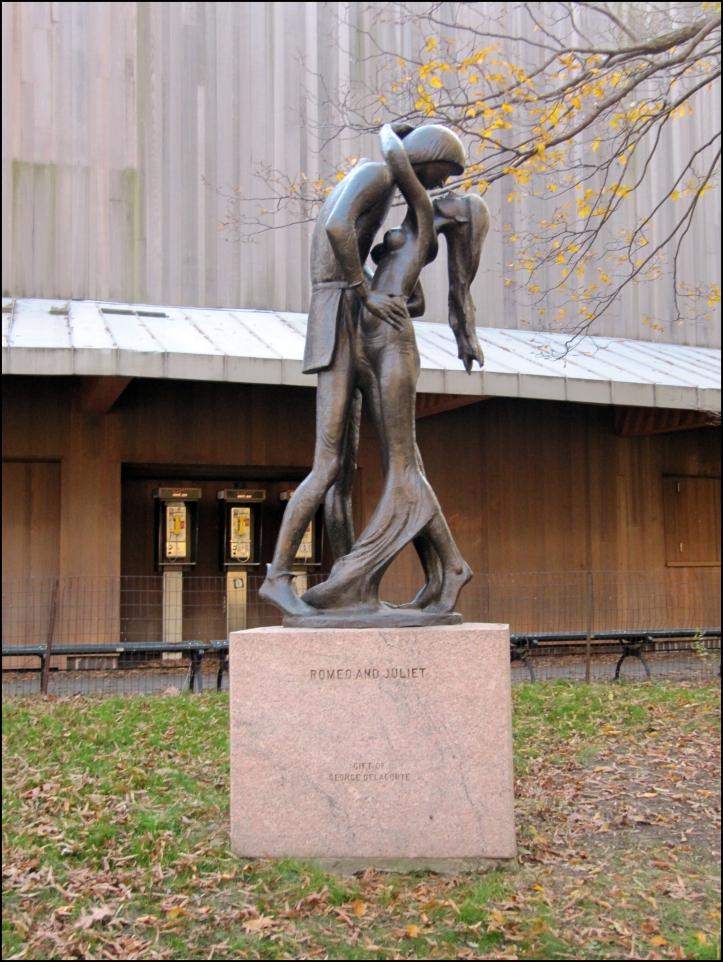Paseos de domingo por Central Park – Romeo and Juliet
