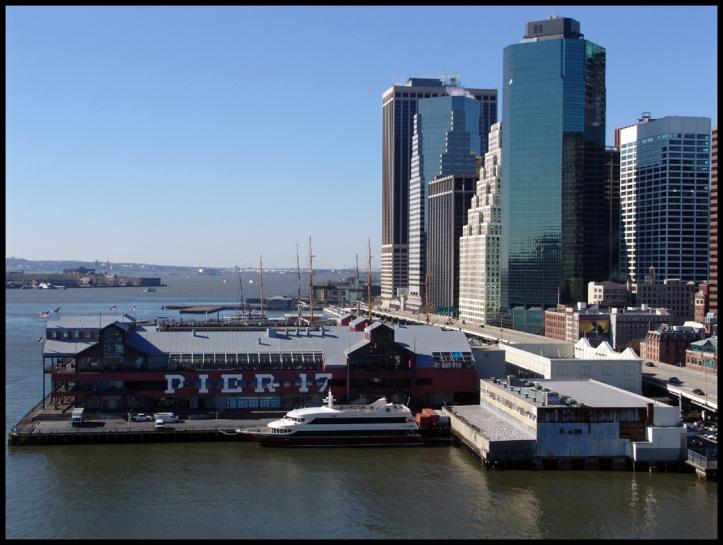 Pier 17 Muelle 17