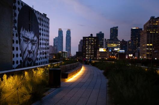 High Line - Noche