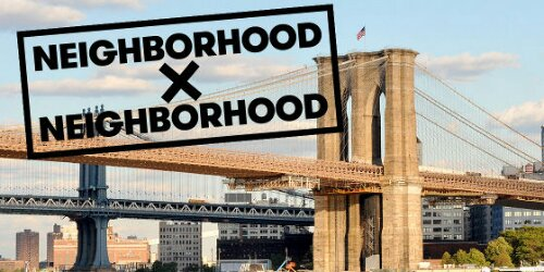 Neighborhood x Neighborhood
