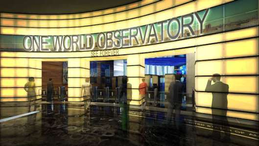 Observatorio del One World Trade Center 2