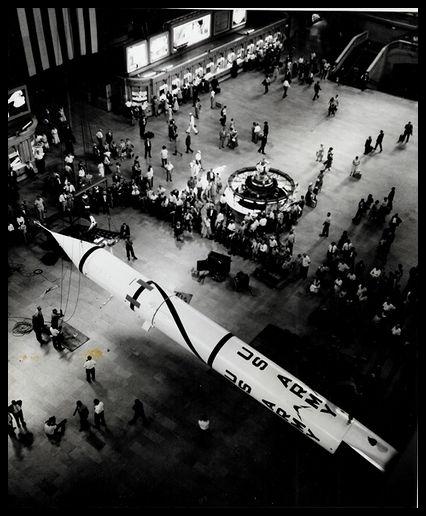 Redstone en Grand Central007