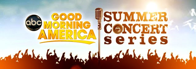 Good Morning America Summer Concert Series 2013