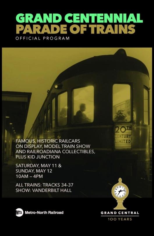 Grand Centennial Parade of Trains