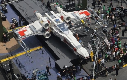 Lego Star Wars X-Win