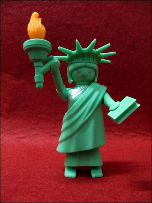 Miss Liberty Playmobil