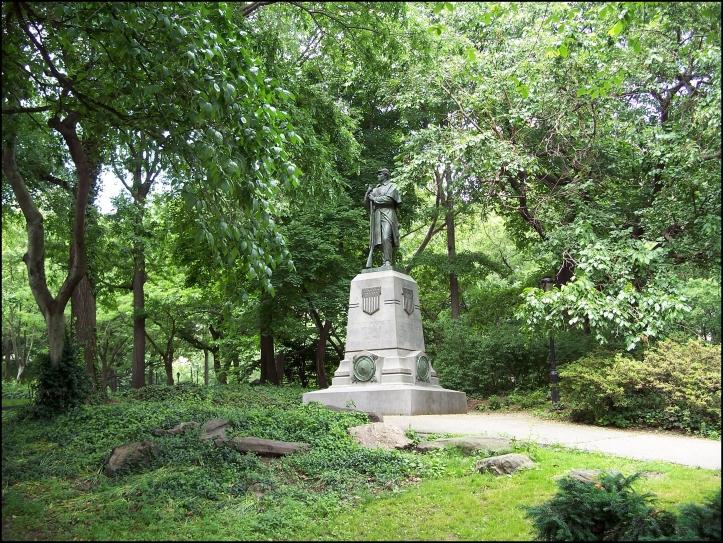 Seventh Regiment Memorial 1