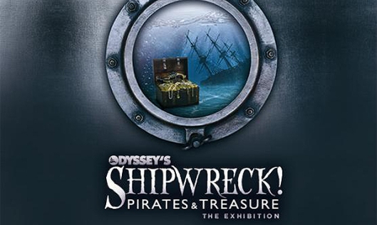 SHIPWRECK! Pirates & Treasure