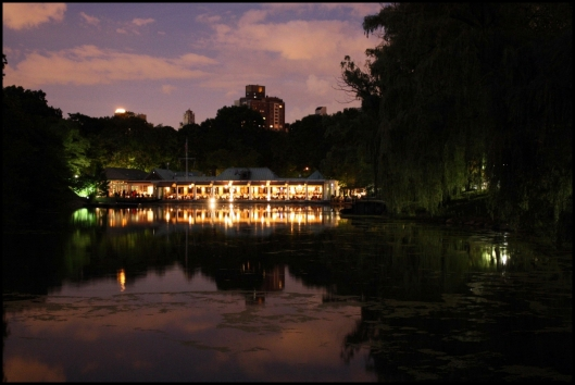 The Loeb Boathouse - Noche