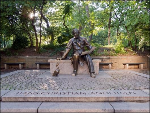 Hans Christian Andersen - Central Park