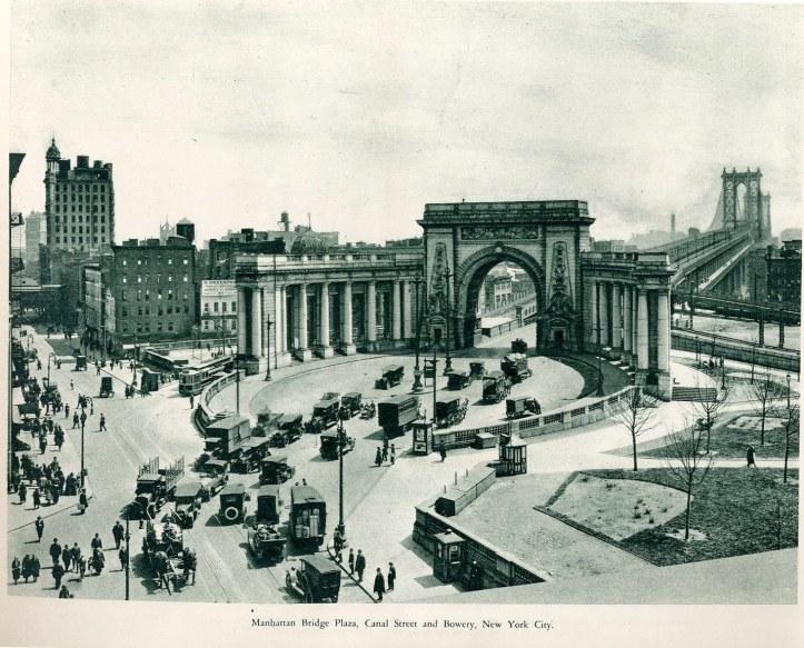Manhattan Bridge Plaza