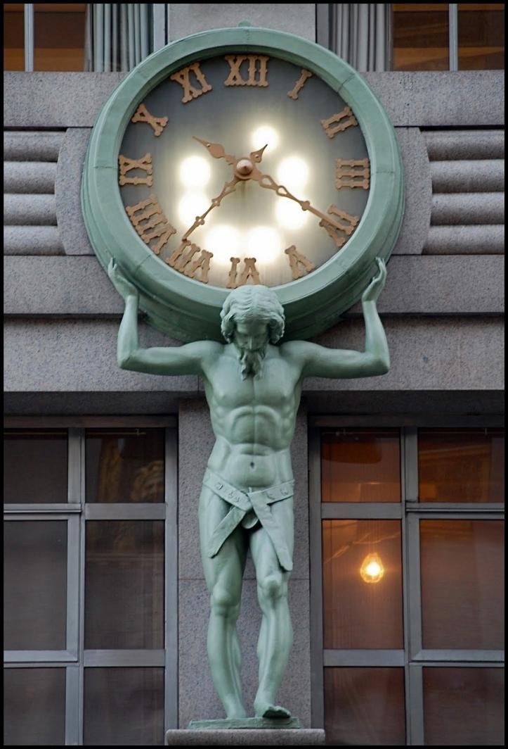 Reloj Atlas