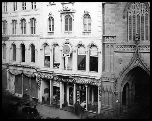 Tiffany & Co. 550 Broadway -1850