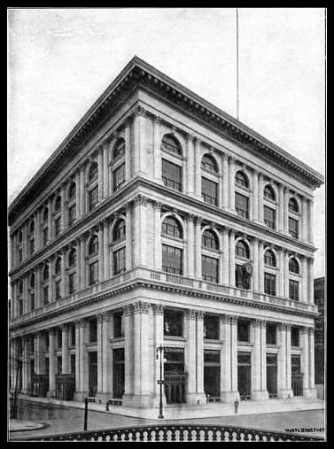 The Tiffany & Co. - 401 5th Ave. - NYPL Collection
