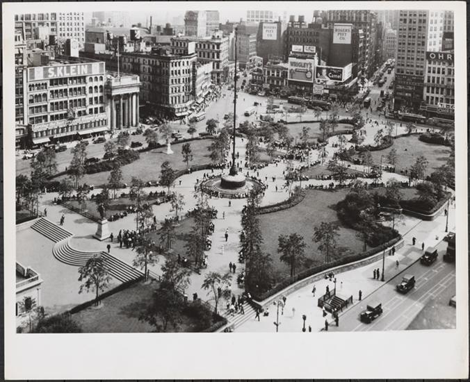 Union Square (1944)