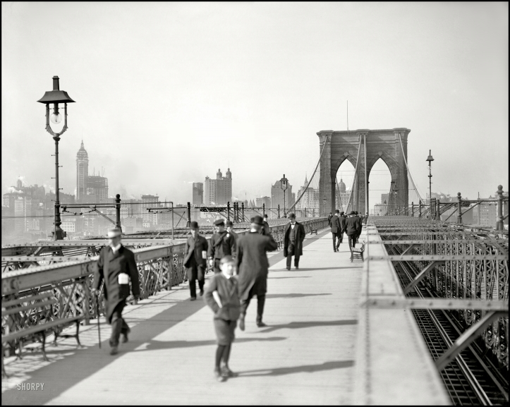 1907 - Brooklyn Bridge