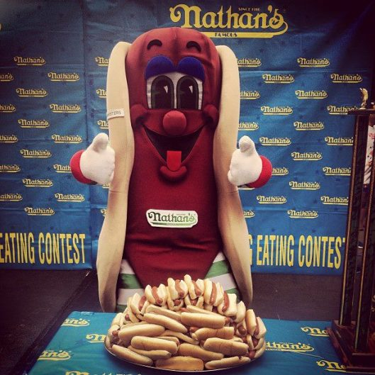 International Hot Dog-Eating