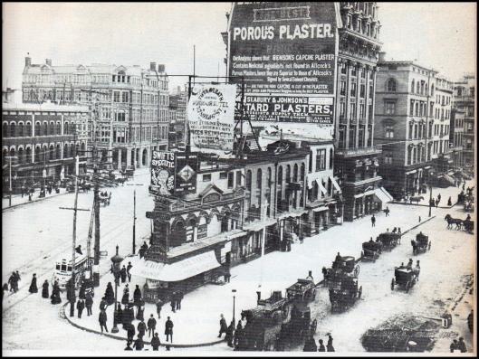 Flatiron Building 1884